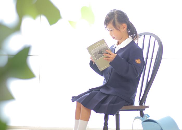 入園・入学 撮影例